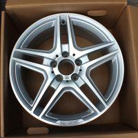 奔驰E260原厂拆车AMG18寸轮毂汽车钢圈-支持改色-【上海志琦】