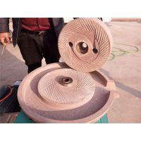 电动调料粉末石磨机 天然石材电动豆浆石磨 鼎信专业生产