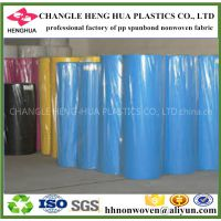 Bags, table cloth, furniture usage of TNT nonwoven fabric material