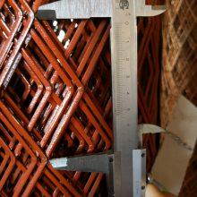 大连市圈苞米专用菱形孔网厂家
