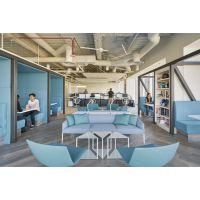 现代办公室装修设计更注重流行开放式|深圳装修装饰公司|专业办公设计