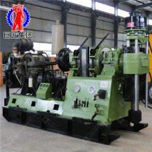 华夏巨匠XY-8岩心钻机厂千米地表地质勘探钻机价格实惠 液压回转式