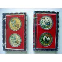 西安景点旅游纪念币订做渭南专业高档纪念盘制作厂家