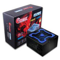 凤凰城狂龙450w全新被动超静音台式电脑电源台机电源游戏机箱电源