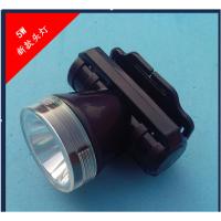 全国热销便宜LED锂电头灯 塑料充电头灯广东工厂定制外贸出口