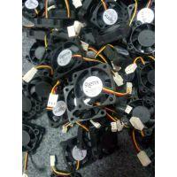 SILENX风扇 4CM液压轴承 南/北桥风扇 4010 三线风扇 3P主板接口