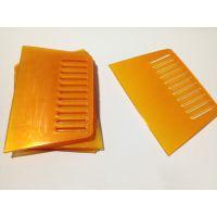 厂家直销塑料刮板 黄色刮板 墙纸刮板 塑料批刀 壁纸刮板