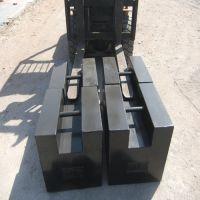 舟山500公斤铸铁砝码,配重砝码厂家送货上门