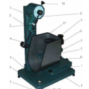 玻璃予值式摆锤冲击仪 型号:SPT-BGY-1.5