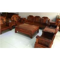 名琢世家刺猬紫檀古典组合沙发精品大料客厅专用