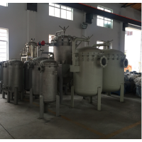 上海申劢供应不锈钢多袋式过滤器,不锈钢袋式过滤器