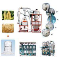 中型面粉机,小麦面粉机,中之原