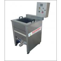 山东食品机械燃气电加热燃煤油水混合油炸锅小作坊个体户使用成本低效果好