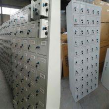 小门亚克力透明带号签 20门手机充电柜价格 宿舍手机配电柜一套多少钱