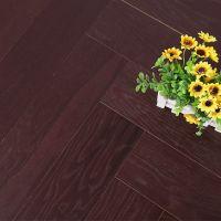 橡木多层实木复合地板小拉丝平面耐磨卧室客厅仿古木地板厂家直销