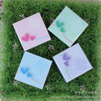 儿童手工纸 学生彩色折纸 6色100张 剪纸 千纸鹤叠纸彩纸