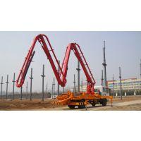 重庆22米24米26米30米东风小型混凝土臂架泵