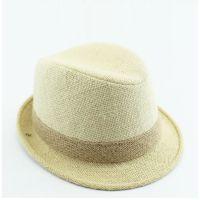 2015欧美流行礼帽 定型帽 优雅时尚绅士帽 帽子工厂