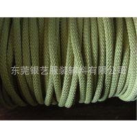 防火耐高温芳纶绳,耐切割防护安全绳,强拉力专业辊道芳纶绳.带