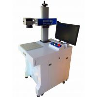 供应青岛瑞镭激光机械五金专用20W光纤激光打标机