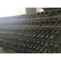HDPE双壁波纹管 PE波纹管 外径200 SN4 现货充足 价格优惠 湖南易达塑业