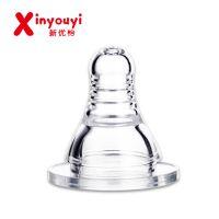 新优怡 yf-1070 母乳实感奶嘴大码单个装