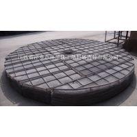萍乡市环星化工填料专业厂家生产脱硫项目丝网除沫器