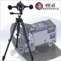 山东淄博杰模数控专业研发、生产工业用三维扫描仪 抄数机