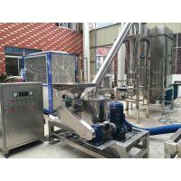 灵灵机械 食品/制药/化工 大型无尘风冷粉碎机 粉碎细度可调