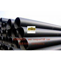 永州钢带管,永州HDPE钢带管,永州钢带增强管,永州钢带波纹管 禹顺SN10 DN400
