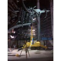 KB5.0微型履带起重机蜘蛛吊机上海迪斯尼乐园建设施工