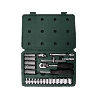 世达/SATA 正品工具套组 25件6.3mm系列套筒组套/进口套筒 09001