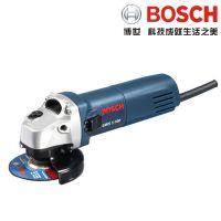 博世正品580W角磨机GWS5-100打磨切割抛光机电动工具多功能手磨机