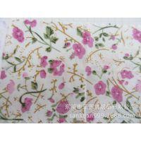 SK-0233#供应133X72全棉印牡丹花床单布/被套布/服装面料