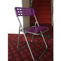塑料靠背椅子,会议学校办公椅子,电脑写字便捷折叠椅子