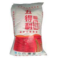 面粉 五得利超精高筋25kg小麦粉 水饺 面包 凉皮烘焙原料