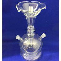 天宝tb-2589阿拉伯水烟壶 玻璃烟枪水烟筒
