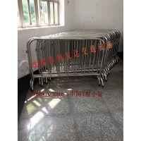 深圳1.5米护栏 不锈钢围栏 201不锈钢围栏 防护栏 活动围栏