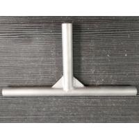 304/316L 不锈钢工业级喷砂无缝三通同等径三通展开图画法放样倒角价格规格焊接加长三角支撑 天目