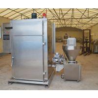武威烤鸭小型烟熏炉、泰和食品机械、烤鸭小型烟熏炉厂家