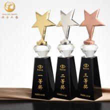 高尔夫球奖杯,***远距离奖杯,***近进洞奖,合金高尔夫球奖杯,上海高尔夫球比赛奖杯定制