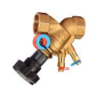 厂家直销PREN静态平衡阀PRE MSV-T 口径DN50 黄铜螺纹连接