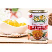 节节高糖水桔子罐头批发 石门柑橘特产 绿色食品 255g*12/箱