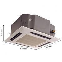 GREE/格力KFR-50TW/(5056)Aa-3大2匹冷暖天花机嵌入式中央空调