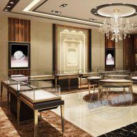 想有个能帮你留住进店客户的珠宝展柜设计吗