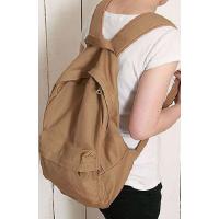 新款双肩背女包休闲包学生包旅行包可定做加工厂家直销来样订做logo
