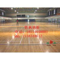 河南周口篮球体育木地板厂家,选用胜枫
