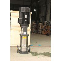 高层建筑给水泵增压泵50GDL12-15x5清水泵