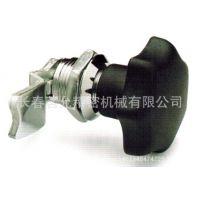 带旋钮手柄锁GN 115 锁 长春茗允 代理德国 GANTER品牌系列产品