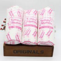 工厂直供产妇纱布束缚带 环保漂染无荧光加厚纱布收腹带独立纸包L